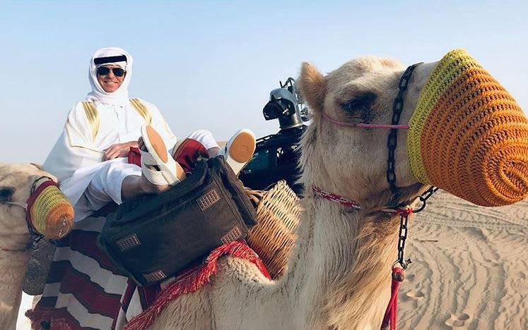 بشكل مميز.. كيف قُدمت القهوة للعميل السري جيمس بوند في دبي؟