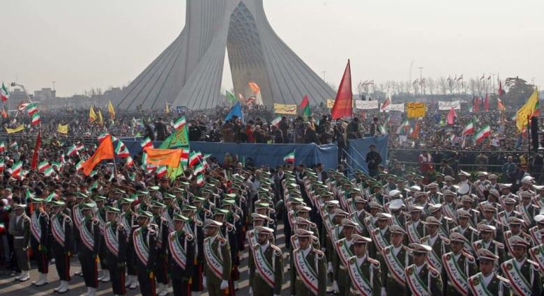 تعليق بعض العقوبات عن إيران بعد بدء تنفيذ اتفاق جنيف النووي
