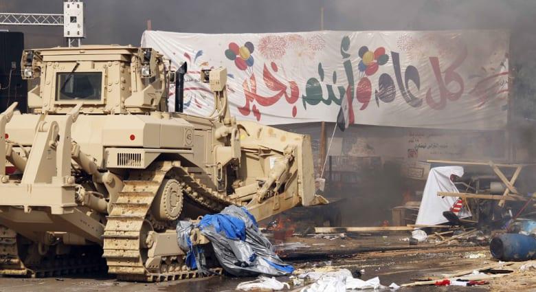 """مصر تنتقد تقريراً حول """"القمع الأمني"""" بعد عزل مرسي"""