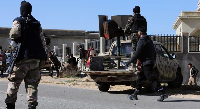 القاهرة: اختطاف أربعة دبلوماسيين مصريين بليبيا