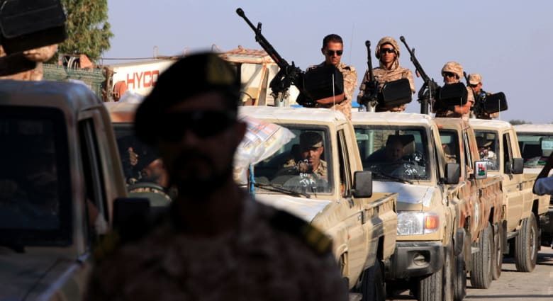 ليبيا: استعدادات عسكرية كبيرة لتطهير الجنوب