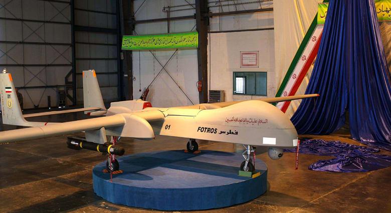 إيران: طائراتنا ترصد البوارج الأمريكية دون اكتشافها