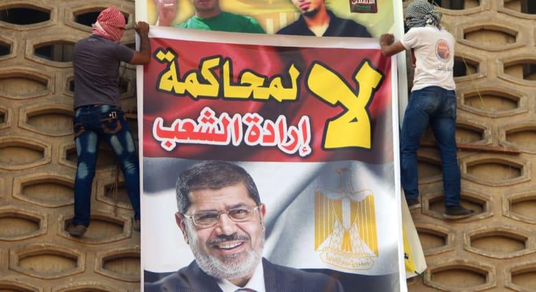 النيابة بمحكمة مرسي: الإخوان خططوا مع حماس وحزب الله وإيران لإسقاط الدولة