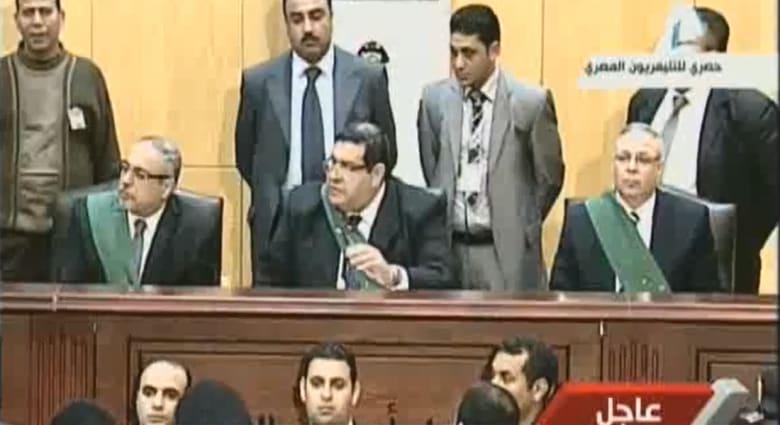 """تأجيل محاكمة مرسي بقضية """"سجن وادي النطرون"""" لـ22 فبراير"""