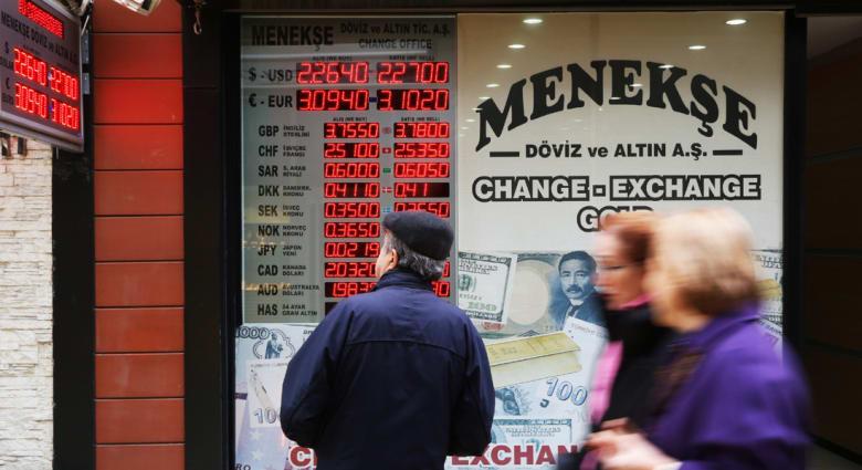 تركيا: البنك المركزي يتدخل محاولا وقف تدهور الليرة