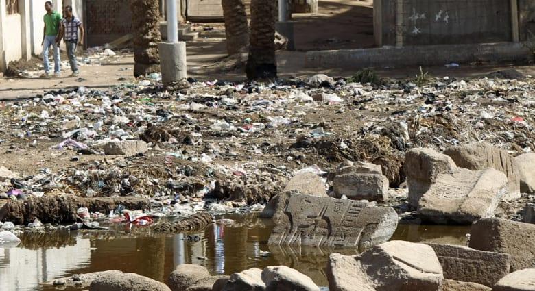 مصر .. ما علاقة البيئة بالثورة ؟