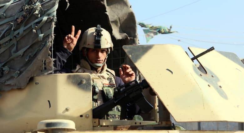 المالكي: عاملان يحتمان دخول الجيش إلى الفلوجة