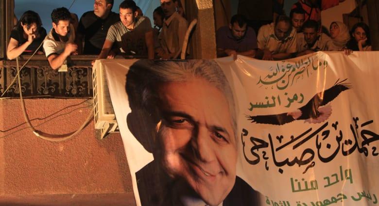 تيار حمدين صباحي يهاجم دعم الجيش للسيسي ويحذر من مصادرة الرئاسة