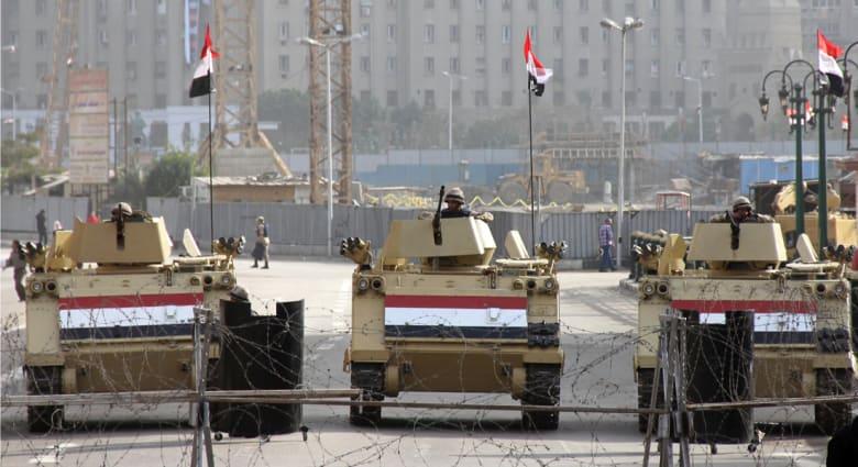 """مصر: إجراءات أمنية قبل جمعة """"الصمود وفاءً للشهداء"""""""