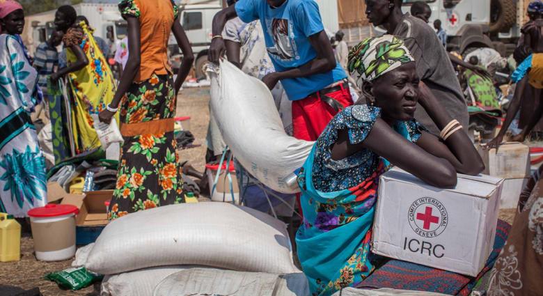 """السودان يعلق عمل الصليب الأحمر """"لأسباب تقنية"""""""