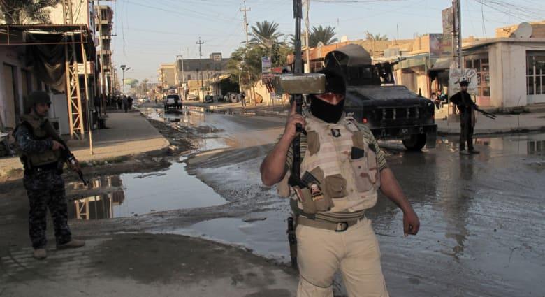 العراق: سيطرنا على الرمادي وداعش تنفي