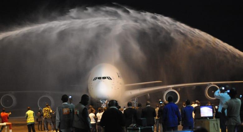 ايكالويت.. حيث تختبر إيرباص صمود الطائرات أمام الصقيع