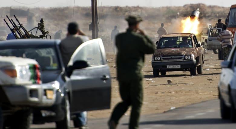 احتجاز عشرات السائقين المصريين يجدد الأزمة مع ليبيا