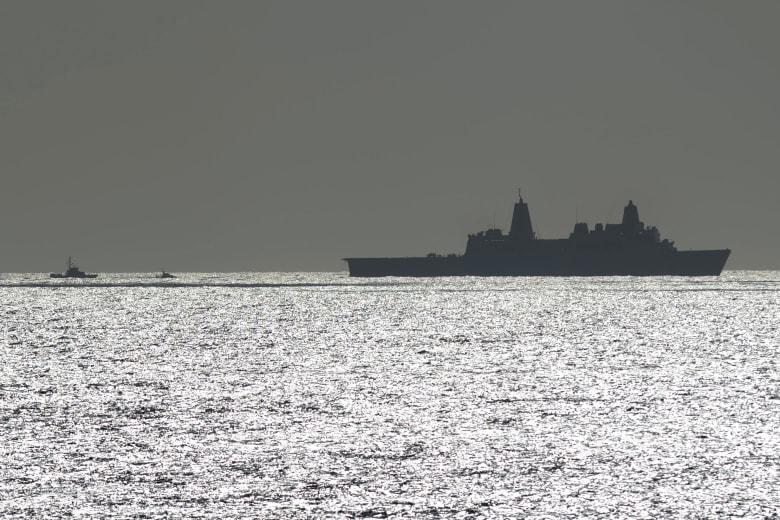 أمريكا: إرسال قطعتين بحريتين للبحر الأسود