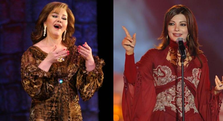 ميادة الحناوي: لم أقل أن أصالة نادمة وتريد الغناء للأسد