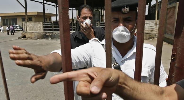 الذعر من أنفلونزا الخنازير ينتقل إلى سجون مصر