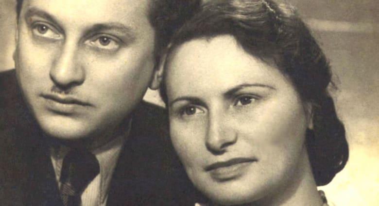 زواج لتخليد قصة حب ولدت خلال الهولوكوست