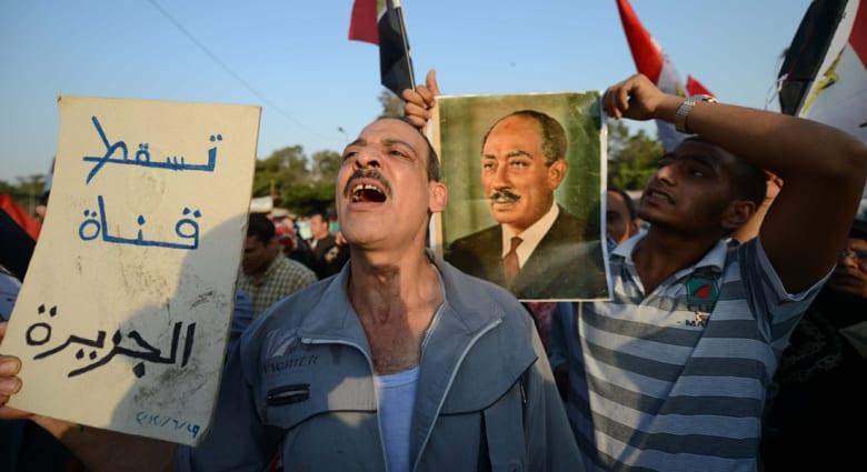 """مراسلو الجزيرة المتهمون بـ""""خلية الماريوت"""" أمام جنايات مصر"""