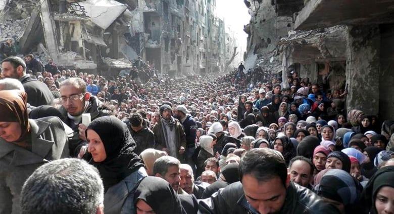 الصورة التي تلخص سوريا اليوم