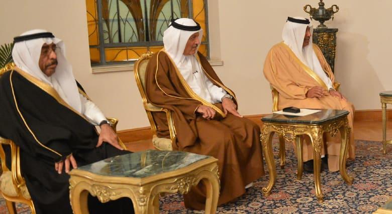 السفير القطري يعود للقاهرة بعد غياب طويل ومصر تنفي وساطة كويتية
