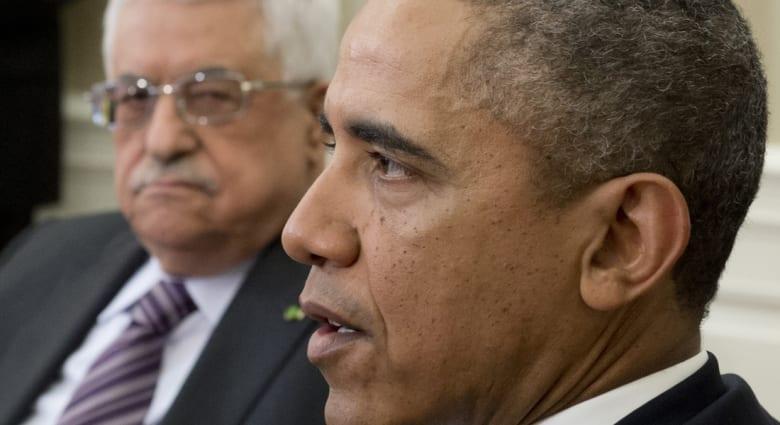 أوباما يلتقي عباس في البيت الأبيض.. الوقت ينفد لإحلال السلام