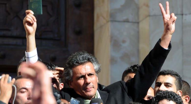 رشيد نكاز لـCNN بالعربية: إبعادي عن انتخابات الجزائر مؤامرة