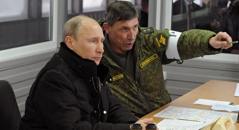 ناتو: قلقون من قدرات الجيش الروسي على حدود أوكرانيا