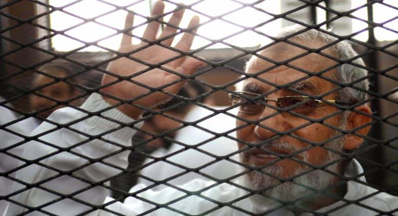 مرشد الإخوان: السيسي خان الله قبل الرئيس مرسي والانقلاب إلى زوال