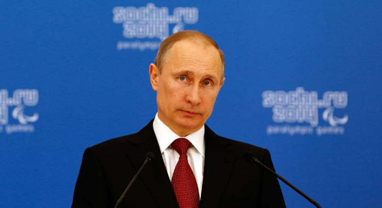 بوتين يرد على طلب رئيس وزراء القرم حول التدخل العسكري بأوكرانيا
