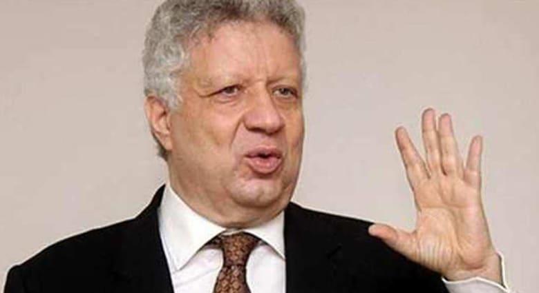 صحف: هل تسبب مرتضى منصور في إيقاف برنامج باسم يوسف؟