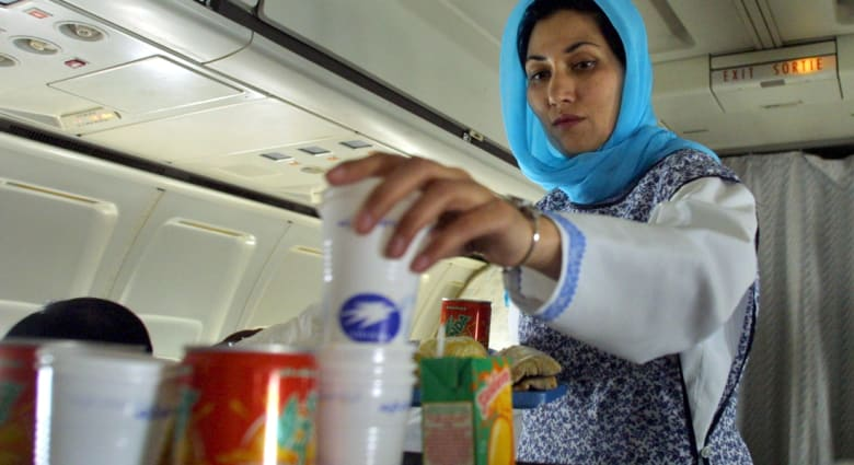 المشروب الأفضل على الطائرة هو..