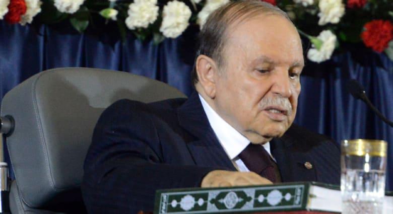 بوتفليقة بعد أدائه اليمين: أولويتي الحفاظ على استقرار الجزائر
