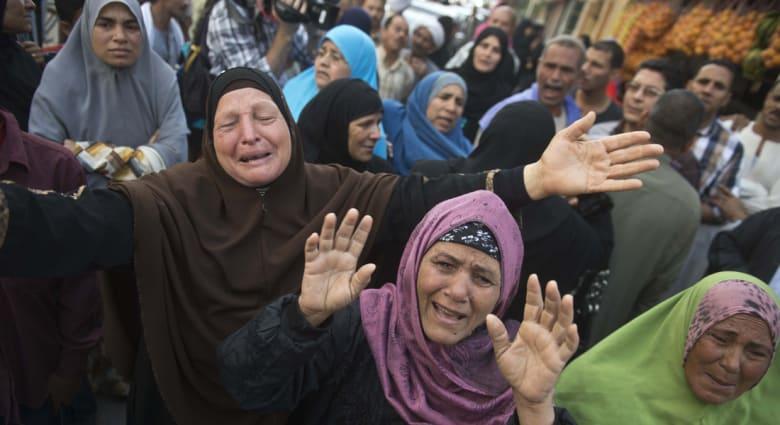 """حكومة مصر عن """"إعدامات المنيا"""": معظم المحكومين هاربون والنقض للمحبوسين"""