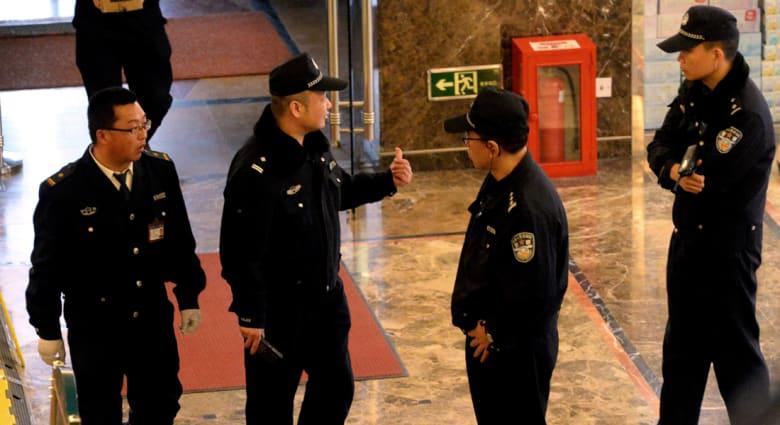 الصين: 3 قتلى و79 جريحا بانفجار محطة القطارات شمال البلاد