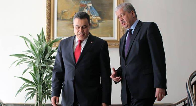 قرض ومساعدات غير قابلة للاسترداد من الجزائر لتونس
