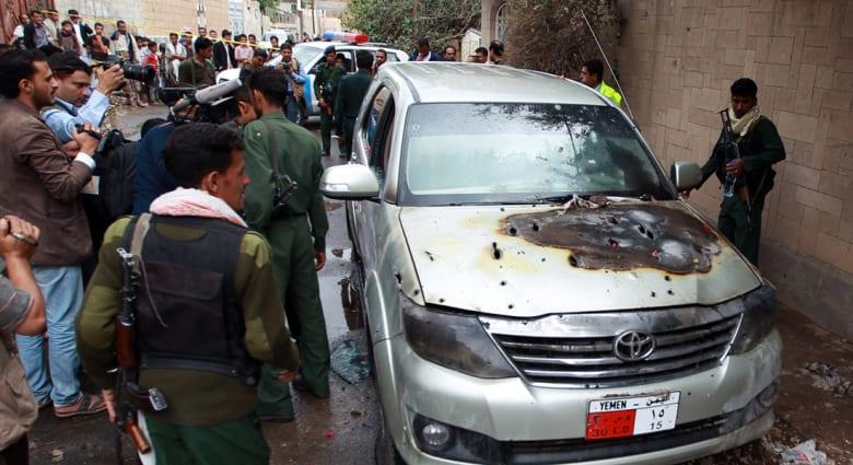 اليمن: قتيلان أحدهما فرنسي في إطلاق نار بالعاصمة صنعاء