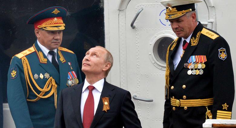بوتين في القرم لأول مرة.. واشنطن تعترض.. وشرق أوكرانيا يشتعل