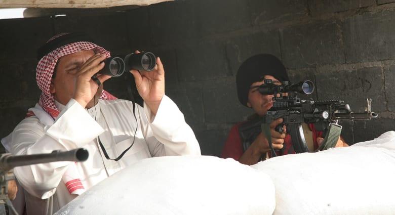 """الجيش العراقي يبدأ حملة واسعة لدحر """"داعش"""" واستعادة السيطرة على الفلوجة"""