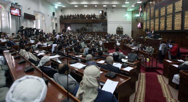 اليمن: البرلمان يقر استجواب رئيس وأعضاء الحكومة