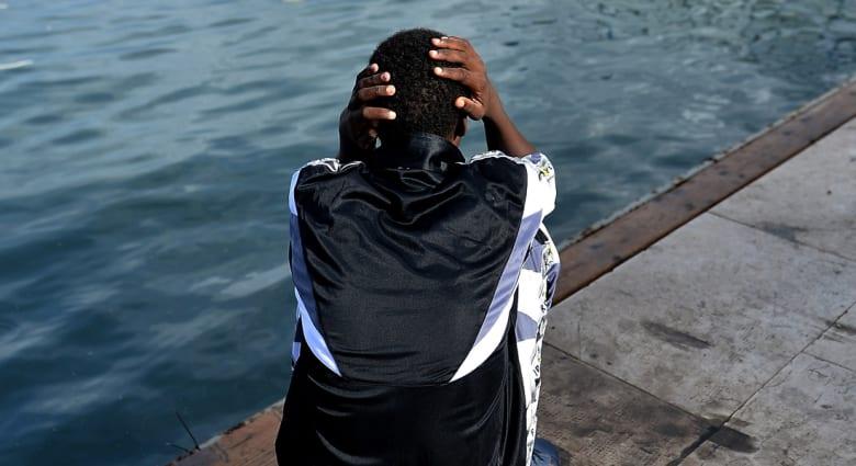 مصرع العشرات بغرق قارب يقل مهاجرين قرب سواحل إيطاليا