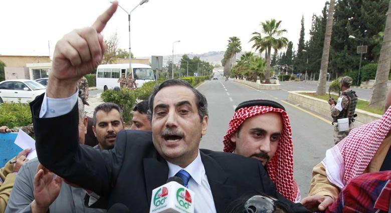 العيطان لـ CNN : اختطافي كان مفاجئا .. وعانقت الدرسي في طرابلس