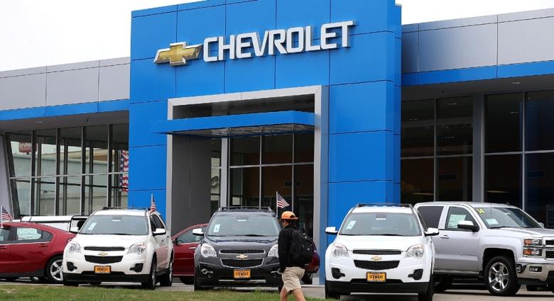 """جنرال موتورز تعلن عن سحب 2.7 مليون سيارة بسبب """"عيوب"""" مختلفة"""