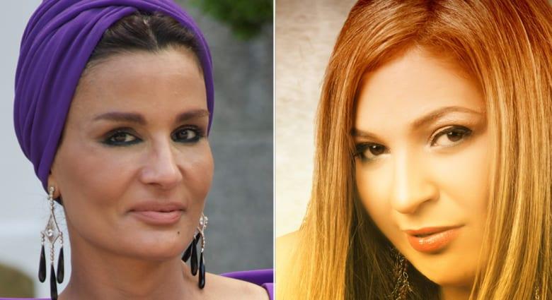 مصر: نهلة سلامة تستعد لتجسيد دور الشيخة موزة في فيلم جديد