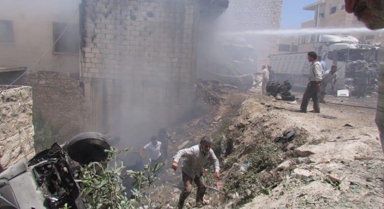 نشطاء: أكثر من 21 قتيلا بهجوم على حملة مؤيدة للأسد في درعا