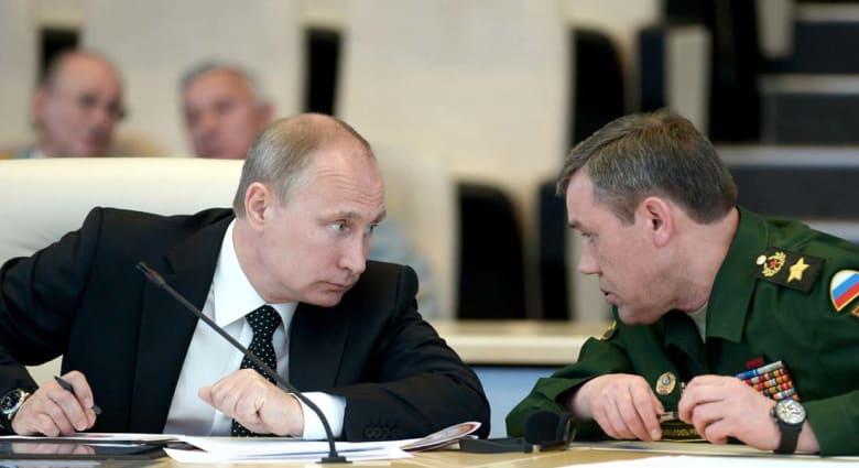 بوتين يحمل أوكرانيا مسؤولية تأمين إمدادات الغاز لأوروبا