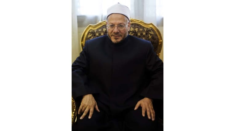 مفتي مصر: المشاركة بالانتخابات مسؤولية وتحريمها مرفوض