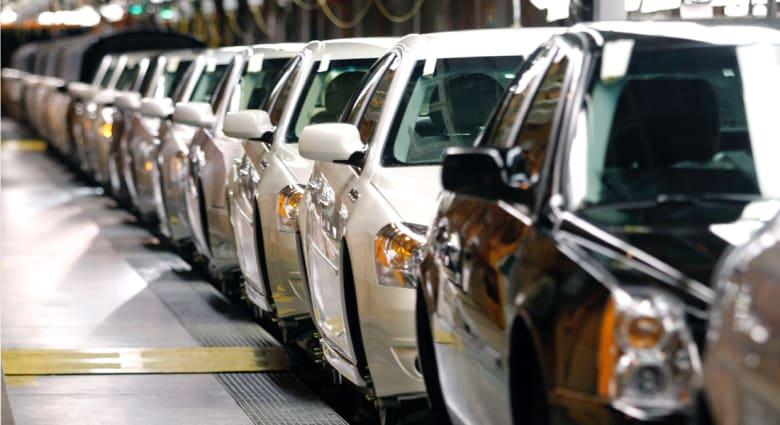 جنرال موتورز تعلن عن ارتفاع عدد الحوادث الناجمة عن خلل بسياراتها