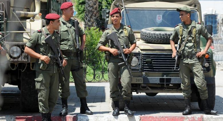 """تونس تعلن احباط """"هجوم"""" من """"جماعات مقاتلة بليبيا"""" تضم تونسيين"""