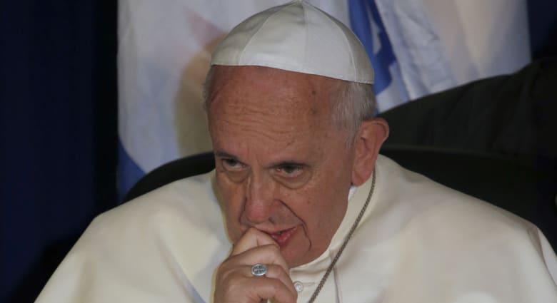 البابا حول ملف التحرش الجنسي بأطفال: التحقيق جار مع 3 أساقفة