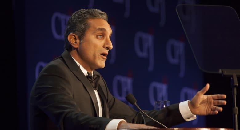 """باسم يوسف يعتذر: """"البرنامج"""" لن يعود في موعده المحدد"""